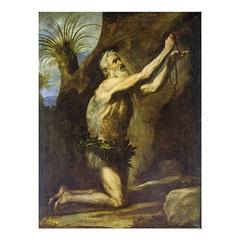 Jusepe de Ribera (span. Barockmaler) Onuphrius, El Escorial