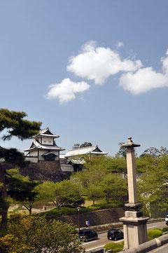 Kanazawa Castle's Ishikawa-mon Gate