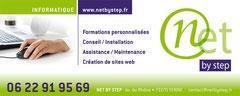 NET BY STEP