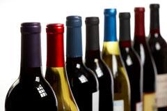 Etiquettes pour le vin