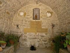 Antica fonte miracolosa di san Giorgio (Suelli)