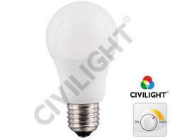 Светодиодная лампа DA60 K2F40T7EC ceramic dimmable