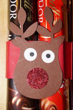 Rudolph mit der Elementstanze Eule und Vogel