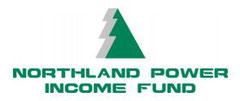 Northland Power Logo Aktien mit monatlicher Dividenden Ausschüttung