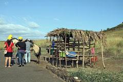 Am Vulkan Masaya