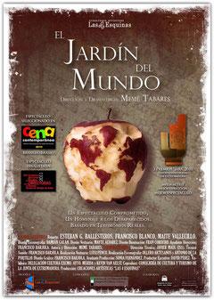 cartel El Jardín del Mundo