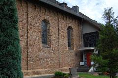 Seitenansicht St.Johann Baptist