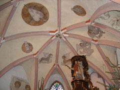 Chorraum St.Stephanus