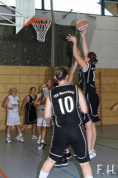 MVP des Turniers: Katharina Lang