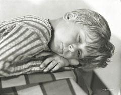 JACKIE COOPER par GEORGE HURRELL