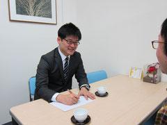 名古屋の不動産登記・名義変更の相談風景