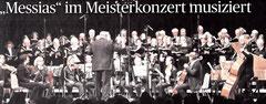 Die Instrumentalisten aus Mönchengladbach und die Sänger aus Erkelenz harmonierten sehr gut.