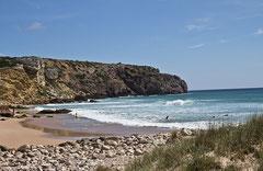 Praia da Ingrina, Algarve, Portugal