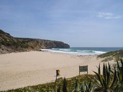 Praia do Zavial, Algarve, Portugal