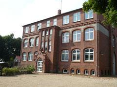 Ehemaliges Schulgebäude, heute Heimatmuseum Lunden