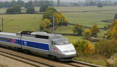 TGV jusqu'au Mont St Michel