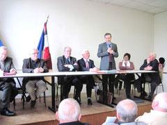 Assemblée générale des anciens d'Algérie de Basse-Normandie