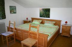 Haus Gitta Mittelberg Schlafzimmer
