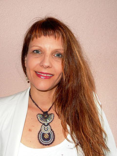 """2013 - La mia prima creazione: collana """"Vivienne"""""""