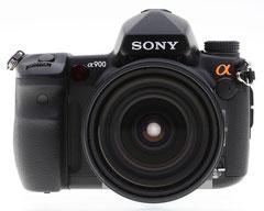 Sony Alpha 900  24,6 Megapixeles