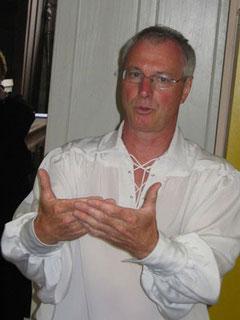 Jacques Maes, chef de choeur