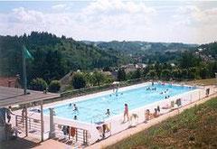 Piscine municipale de Corrèze