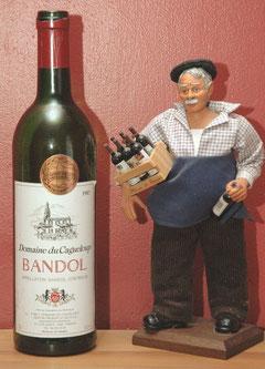 Bandol 1987 : suave