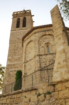 Eglise St-Pons et Ste-Marie