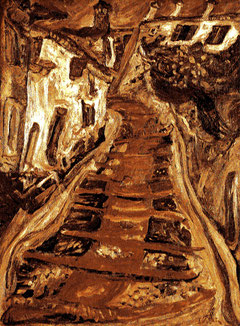 Soutine revisited