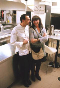 En cuisine à Narbonne