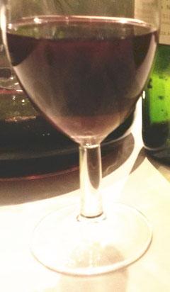 Le même verre, une heure plus tard