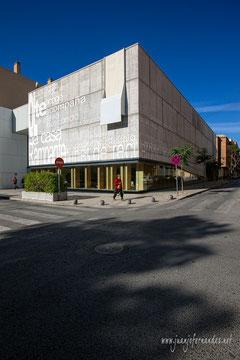 Biblioteca San Vicente del Raspeig | Juanjo Fernández