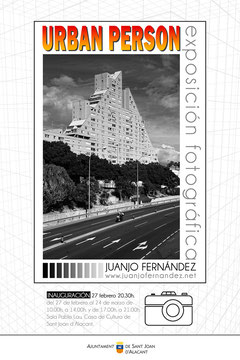 Urban Person en Sant Joan d'Alacant | Juanjo Fernández
