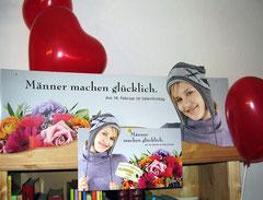 Valentinstag, Liebe, Spiele, Männer, Blumen