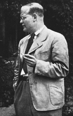 oto: Dietrich Bonhoeffer (Bild: Bundesarchiv Bild 146-1987-074-16, Dietrich Bonhoeffer.jpg; en.wikipedia.org)