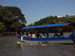 Tour on Las Isletas