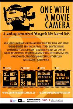 """Das andere Afghanistan"" auf dem 4. International Ethnografic Film Festival Marburg"