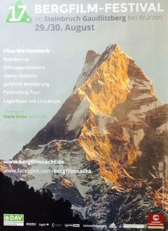 """Das andere Afghanistan"" auf dem 17. Bergfilmfestival Gaudlitzberg/Leipzig"