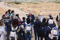 Site archéologique de Tel Beer Sheva