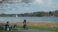 Sommergefühl 2012 Weißenstädter See im Naturpark Fichtelgebirge