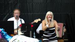 Ran 2 Hans Sadlon und Sabine Coller Livemusik