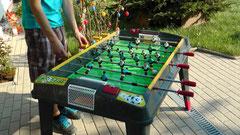 Kickerspiel ein Spiel für Groß und Klein 2011