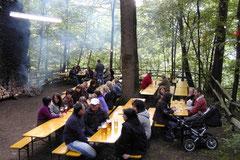 Burgfest in Grünstein bei Gefrees 2010