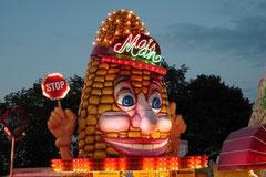 Volksfest in Hof mit Festumzug und Abschluss-Feuerwerk