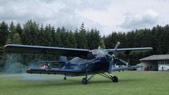 Flugplatzfest Zell-Haidberg 2010