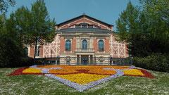 Festspielhaus in Bayreuth 2011
