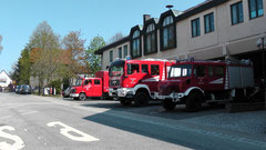 Freiwillige Feuerwehr Gefrees rückt aus