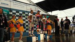 Sieger der Trial-Weltmeisterschaft in Gefrees 2011