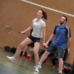Yannick et Allison, vice-champions du Calvados