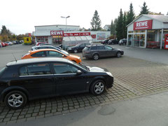 REWE-Markt in Bad Sachsa